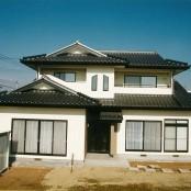 芳賀さま(仮名)加美郡加美町・注文住宅