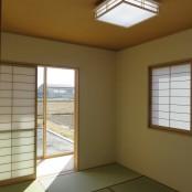 縁側付きの和室